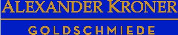 Goldschmiede Alexander Kroner